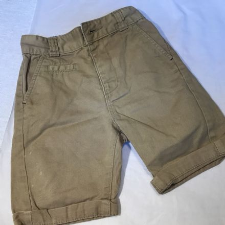 12-18 Month Biscuit Shorts